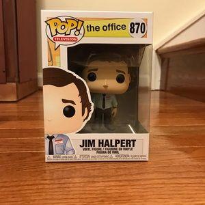 The Office Jim Halpert Funko Pop